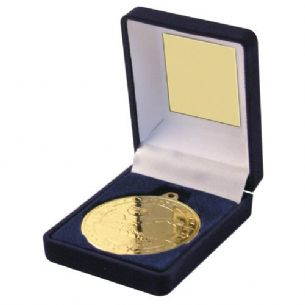 Swimming Medal & Blue Box Combo TY57